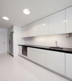 現代風格整體廚房櫥柜設計
