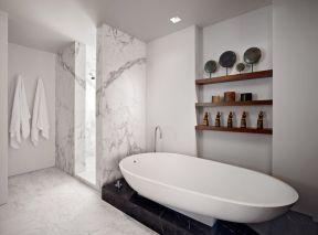 100平米三居室 衛生間浴室裝修圖