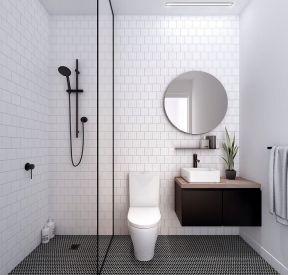 正方形小卫生间装修