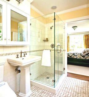 4平米正方形衛生間 臥室衛生間裝修效果圖