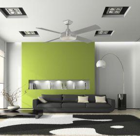 現代風格客廳家居吊頂 -每日推薦