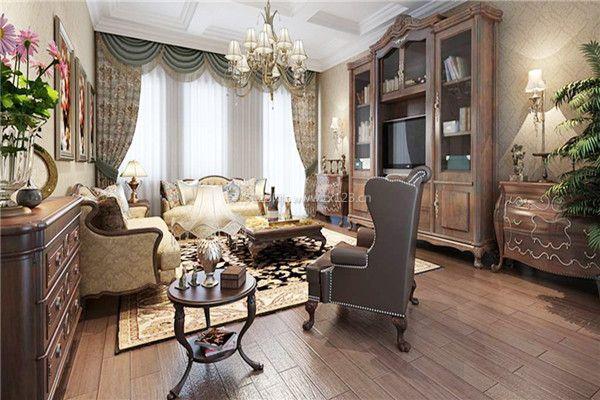 随着中西方文化交流的频繁,欧式装修风格开始渐渐在装修行业内流行,也是人们喜欢客厅欧式装修的重要原因。欧式装修讲究的当然是欧洲的风情,同时大方简单时尚也是这种风格最大的特点。在进行成都欧式装修时,可以从几个方面入手。  客厅欧式装修之墙壁 在客厅欧式装修攻略中,最关注的就是墙壁。