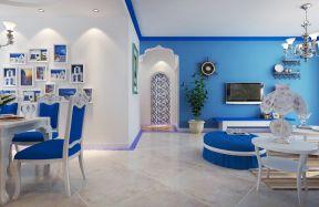 別墅地中海風格 地中海風格裝潢