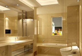 108平米三居室 臥室衛生間裝修效果圖