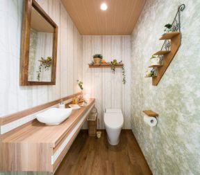 108平米三居室 小戶型衛生間裝飾