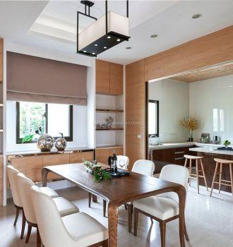日式风格家居装修 原木装修更得人心