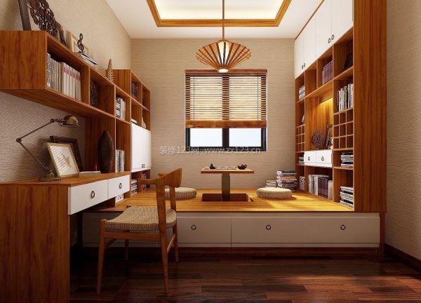 日式书房设计特点 日式书房装修注意事项