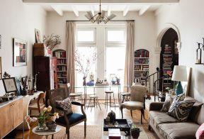 書房客廳 小戶型書房
