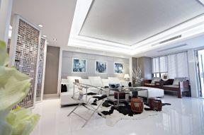 中式现代客厅 现代新中式风格装修效果图