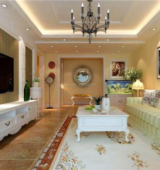 室内设计田园风格 坐享自然好居室
