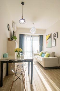 小户型家居客厅装修图片大全