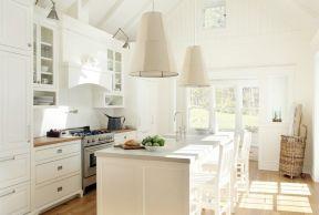 现代风格厨柜 现代欧式混搭风格