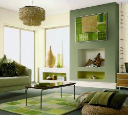 客廳墻面乳膠漆裝飾顏色