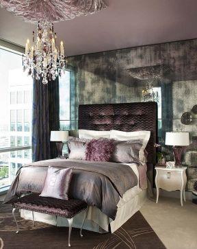 家居卧室装修图