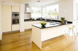 現代簡約風格U型廚房