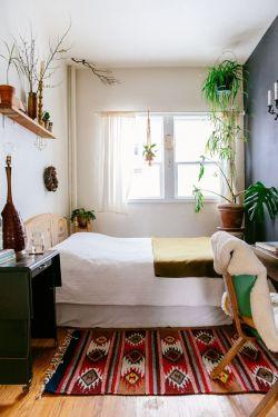 温馨混搭小户型床设计图