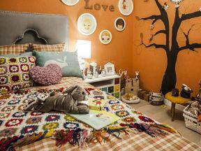 家庭臥室裝修效果圖 臥室背景墻裝修效果圖
