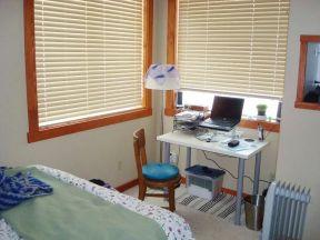 5平米小書房 辦公室窗簾裝修