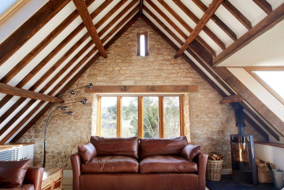 北欧风格装修复式楼阁楼家装效果图