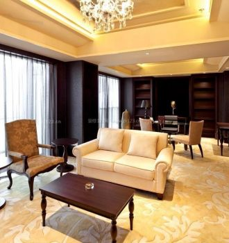 昆明高档酒店装修设计 高档酒店这样装修
