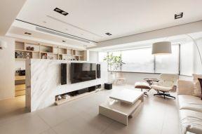 現代簡約客廳隔斷 隔斷電視墻