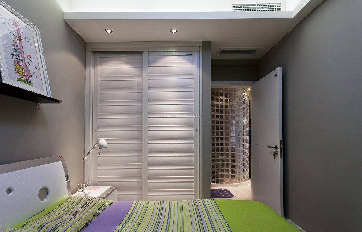 10平米卧室衣柜设计图