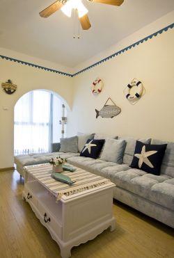 60平米房屋小客厅装修设计效果图片
