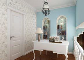 地中海家具风格 书房装饰图片