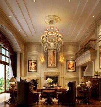 上海豪宅装修 古典欧式装饰须知