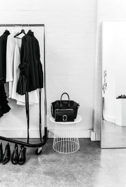 现代简约家具黑白现代风格