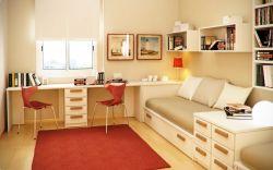 書房榻榻米設計裝飾圖片