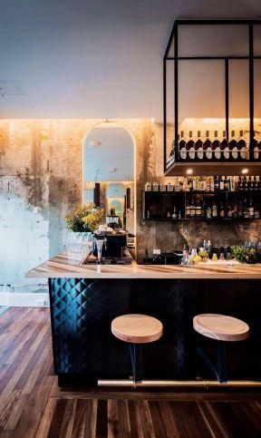 国外咖啡厅吧台设计图片2017-2017台球厅吧台设计