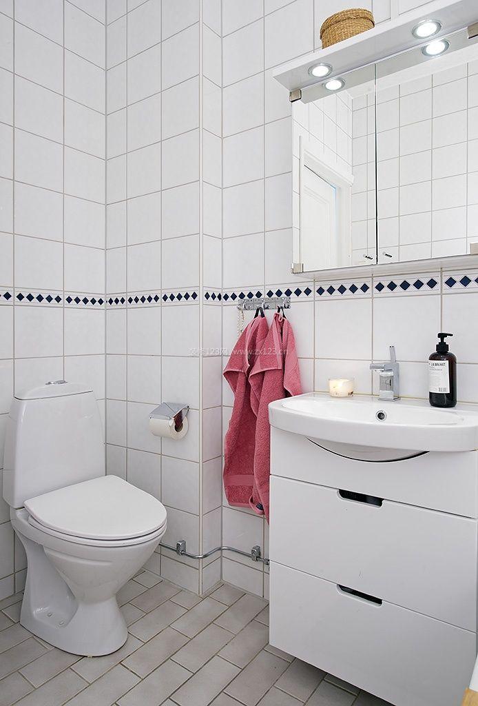 家庭室内卫生间设计效果图片大全图片
