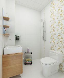 家庭室內衛生間裝修方案