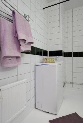 家庭室内卫生间