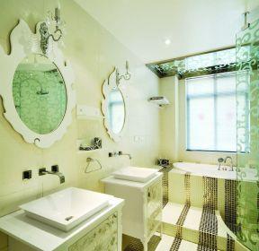 家庭室內衛生間設計圖-每日推薦