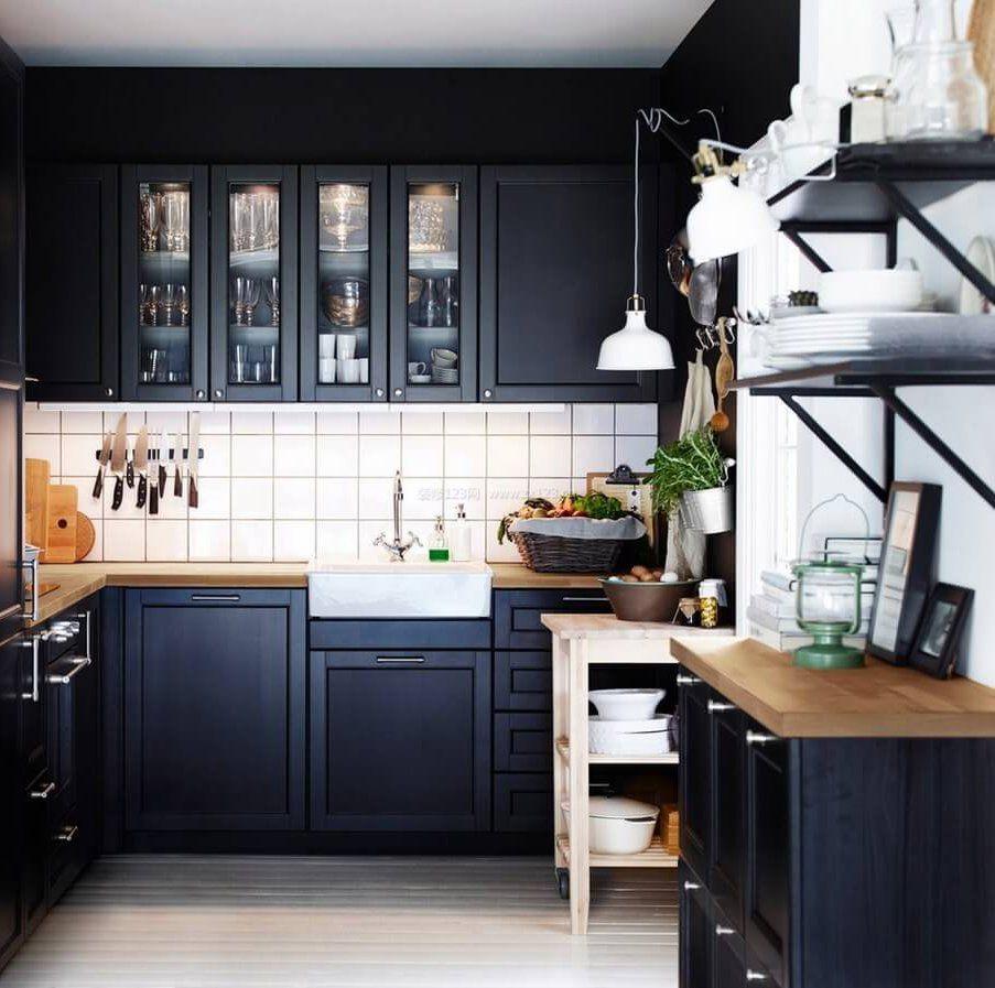 小户型建筑设计厨房装饰装修效果图片