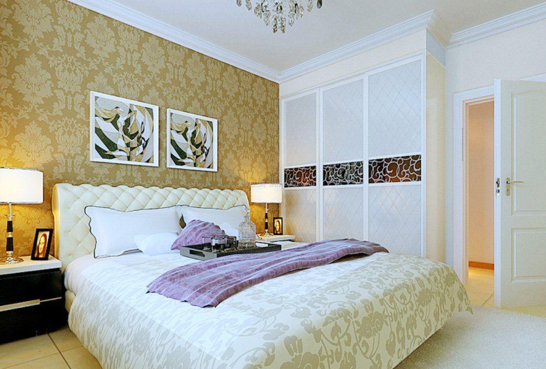 背景墙 房间 家居 起居室 设计 卧室 卧室装修 现代 装修 1113_753图片