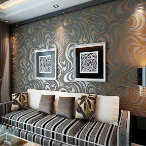 美式风格墙纸