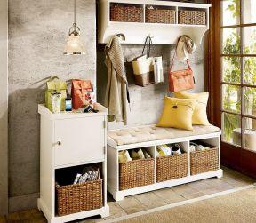 客廳鞋柜 歐式風格鞋柜