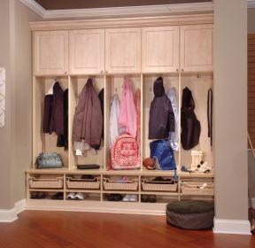 客廳玄關鞋柜圖片-每日推薦