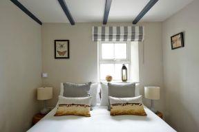 50平米小戶型臥室 窗戶設計效果圖