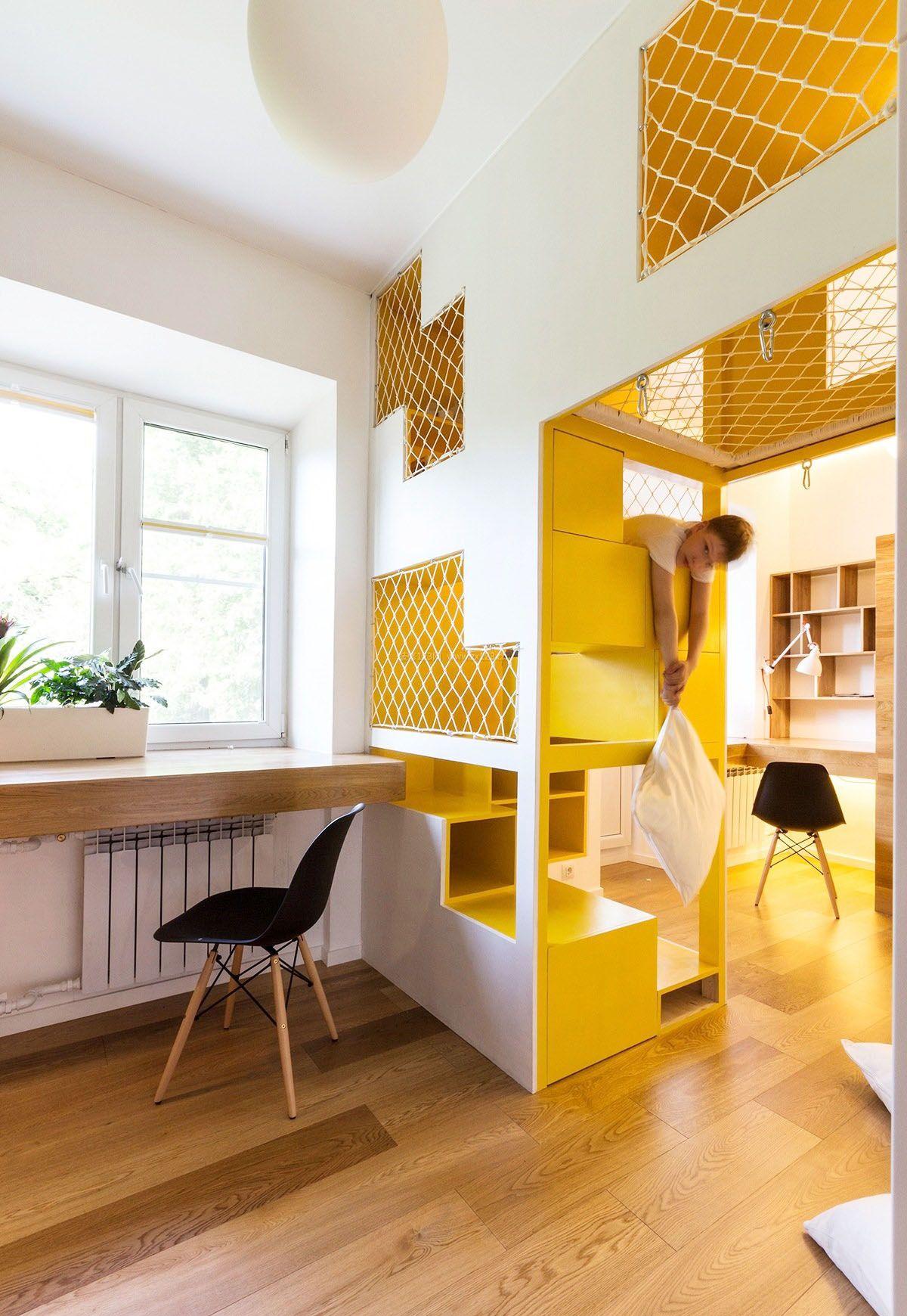 家庭简约房屋室内装修设计图