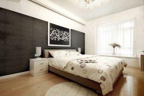 家庭簡約 臥室背景墻設計效果圖