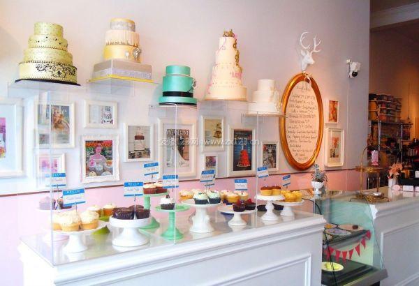 合肥蛋糕店装修烘培坊装修 史上最全的秘密