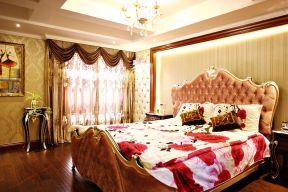 古典家具 歐式古典床裝修效果圖片