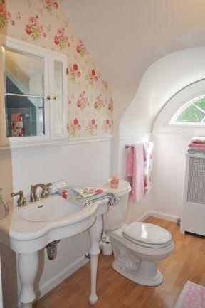 歐式衛生間樣板房