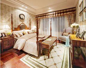 歐式家居臥室 歐式古典家具