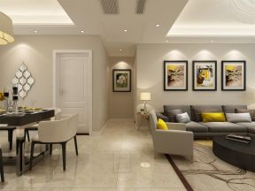 100平米的房子裝修效果圖 最美的三室兩廳設計圖