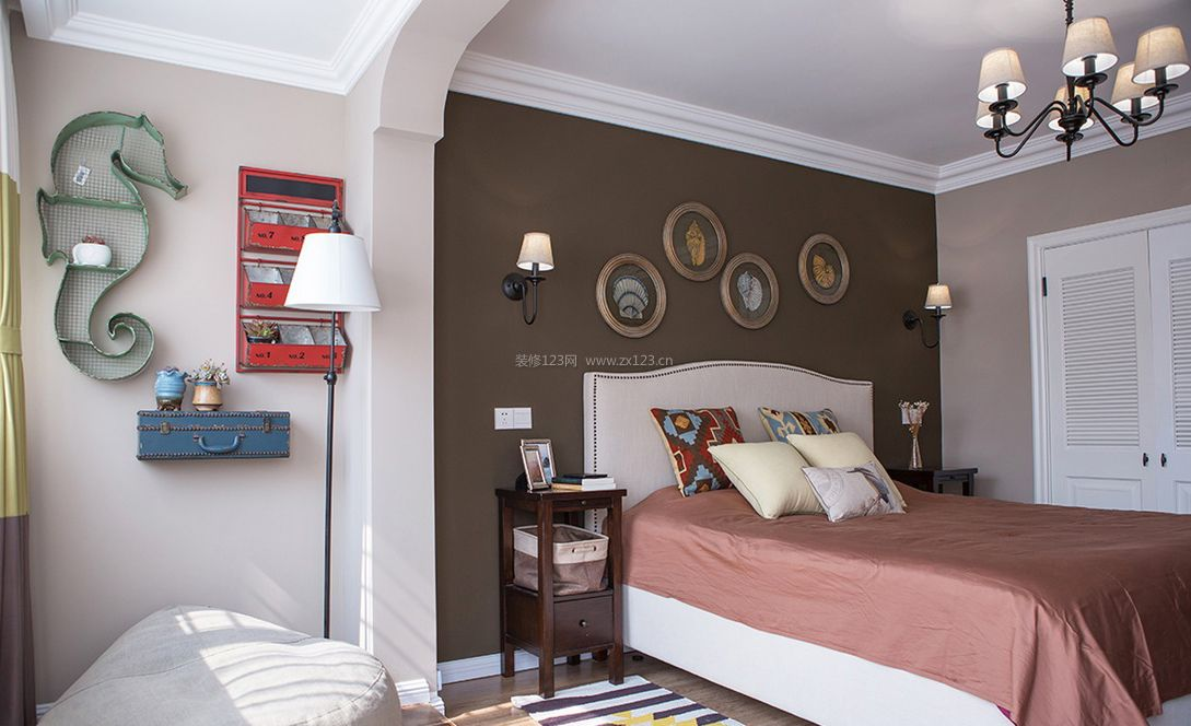 12平米卧室装修设计效果图片